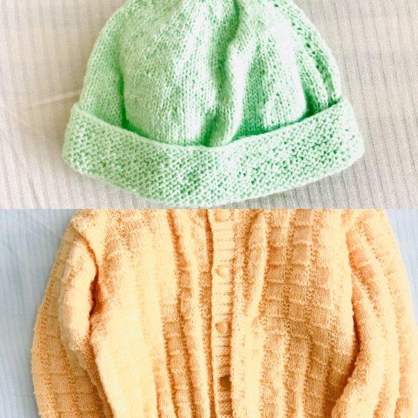 tricot pour jeunes enfants